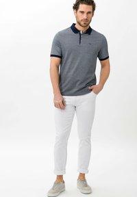 BRAX - STYLE PIT - Polo shirt - ocean - 1