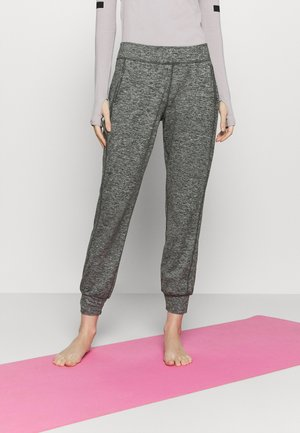 GARY YOGA TROUSERS - Trainingsbroek - black