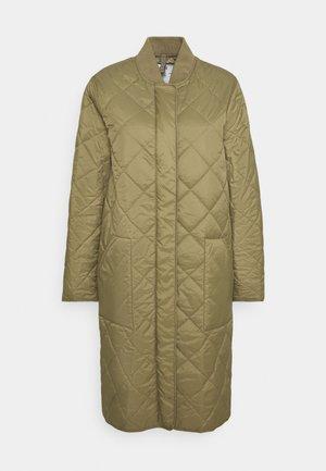 POSY  CLASSIC COAT - Zimní kabát - green umber
