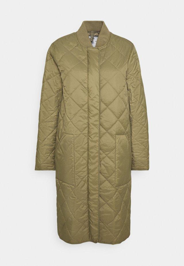POSY  CLASSIC COAT - Classic coat - green umber
