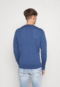 Tommy Hilfiger Tailored - Pullover - blue - 2