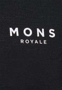 Mons Royale - CADENCE - Jednoduché triko - black - 2