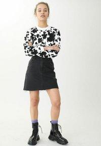 Pimkie - A-snit nederdel/ A-formede nederdele - schwarz - 1