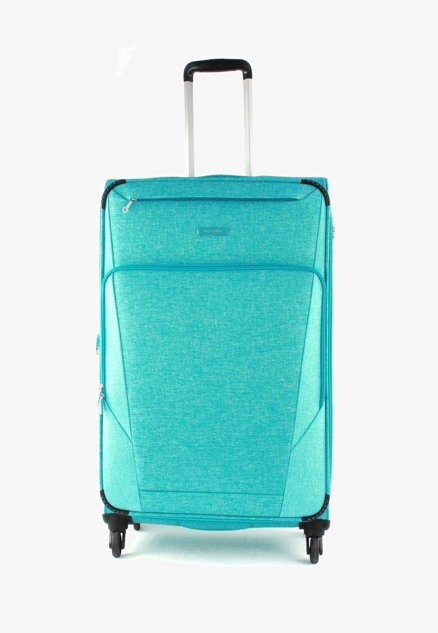 JAKKU  - Valise à roulettes - turquoise