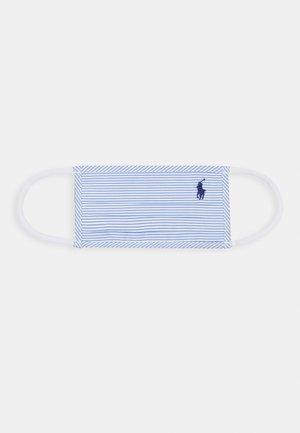 OXFORD MASK - Stoffen mondkapje - blue/white