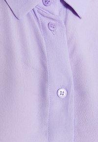 Weekday - HALL - Hemdbluse - lilac purple light - 2