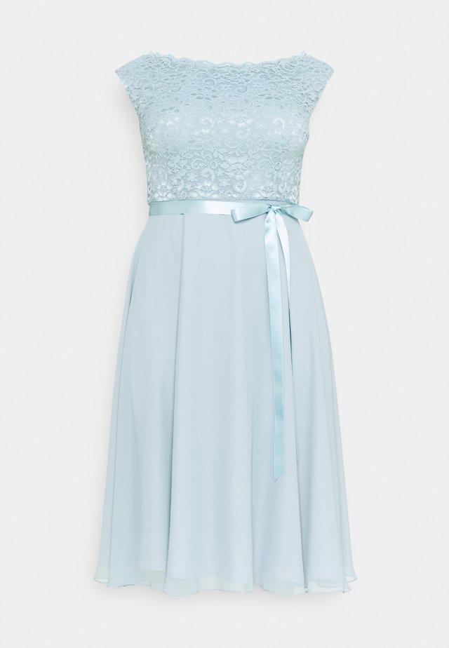 Cocktail dress / Party dress - blue dust