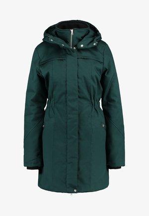 Style: Frida - Zimní kabát - bottle green