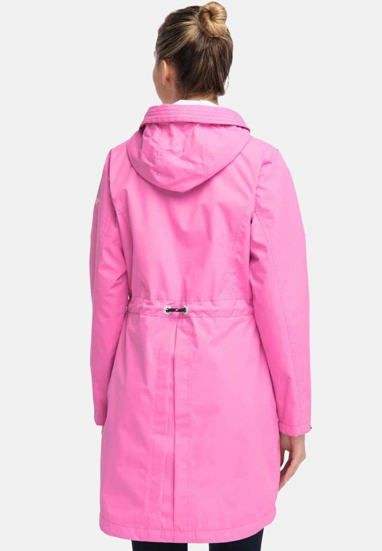 Designer Women's Clothing Schmuddelwedda Parka pink khXXvp8r7