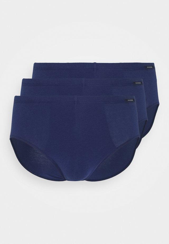 3 PACK - Trusser - blau