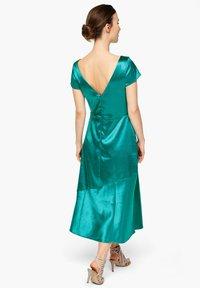 s.Oliver BLACK LABEL - JURK - Cocktail dress / Party dress - petrol - 2