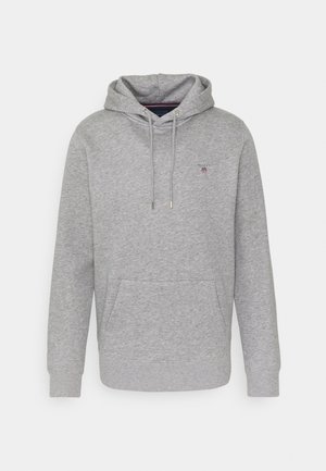 ORIGINAL HOODIE - Sweater - grey melange