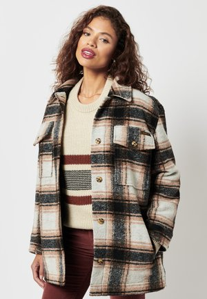 Short coat - winter check