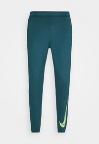 Nike Performance - ESSENTIAL PANT - Tracksuit bottoms - dark teal green/black/ghost green - 4