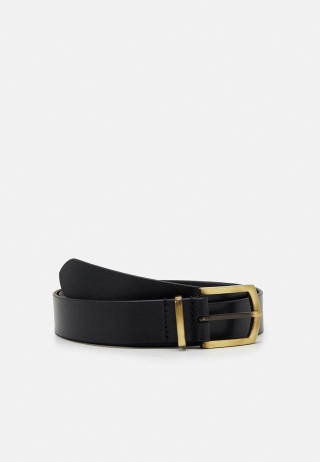 Belt - black/gold-coloured
