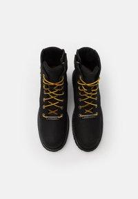 Harley Davidson - HEDMAN - Lace-up ankle boots - black - 3