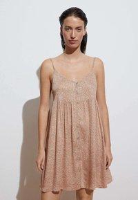 OYSHO - Day dress - light pink - 0
