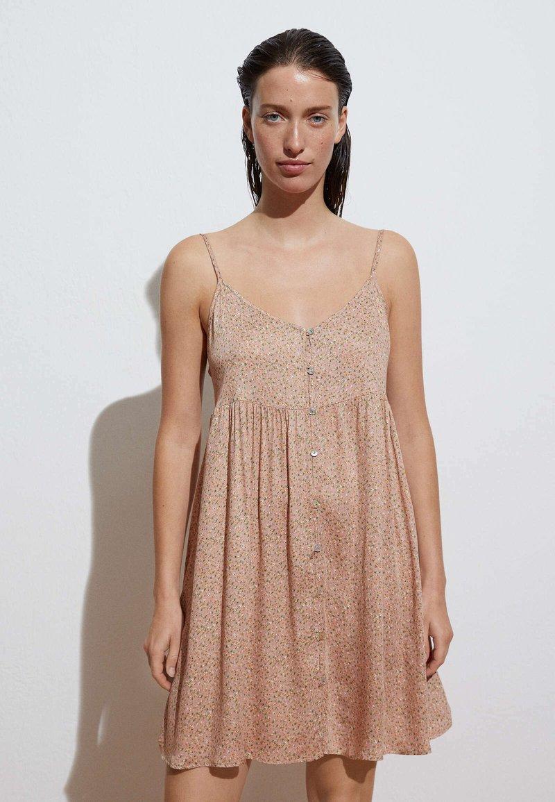 OYSHO - Day dress - light pink