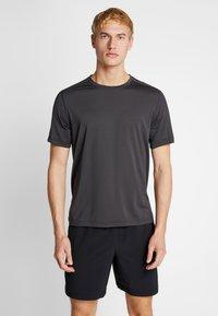 Calvin Klein Performance - TEE - T-shirt print - grey - 0