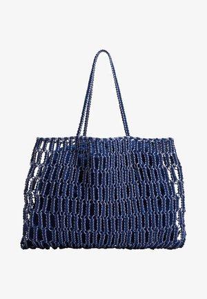 EMBOLO - Velká kabelka - blå