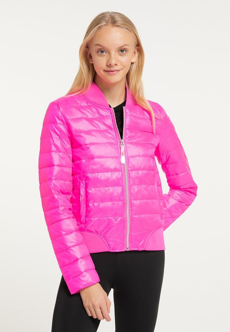 myMo ATHLSR - Winter jacket - neon pink