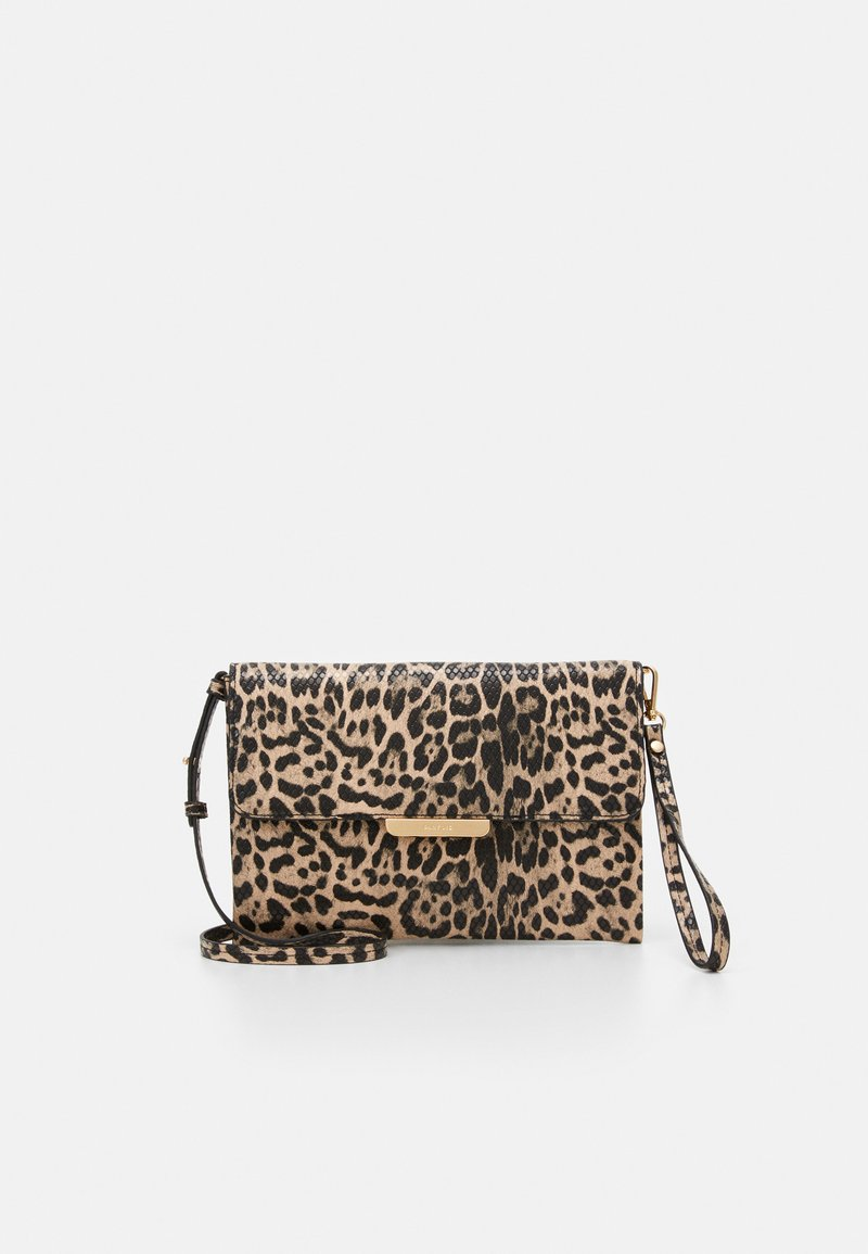 PARFOIS - ENVELOPE BAG HYENA - Clutch - beige