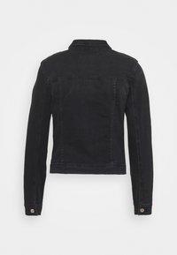 ONLY Petite - ONLTIA LIFE JACKET - Kurtka jeansowa - black denim - 1