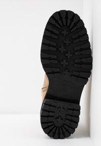 Proenza Schouler - Platform ankle boots - deserto - 6