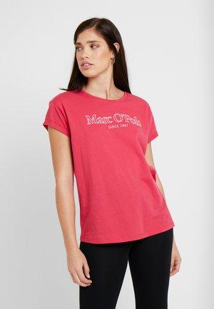 CREW NECK - Pyjama top - himbeere