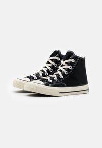Converse - CTAS 70S UNISEX - Zapatillas altas - black - 1