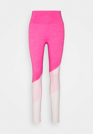 SO SOFT - Leggings - winter bright/pink marle/splice