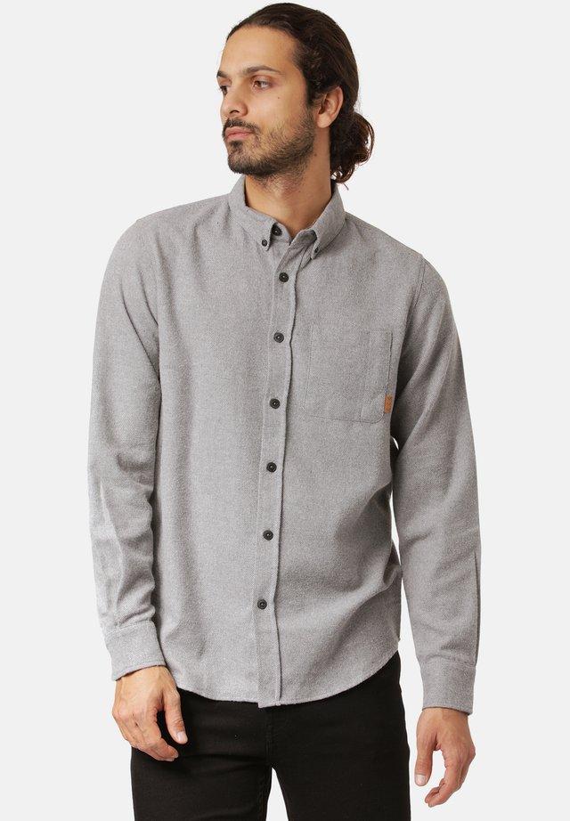 Shirt - grey mel