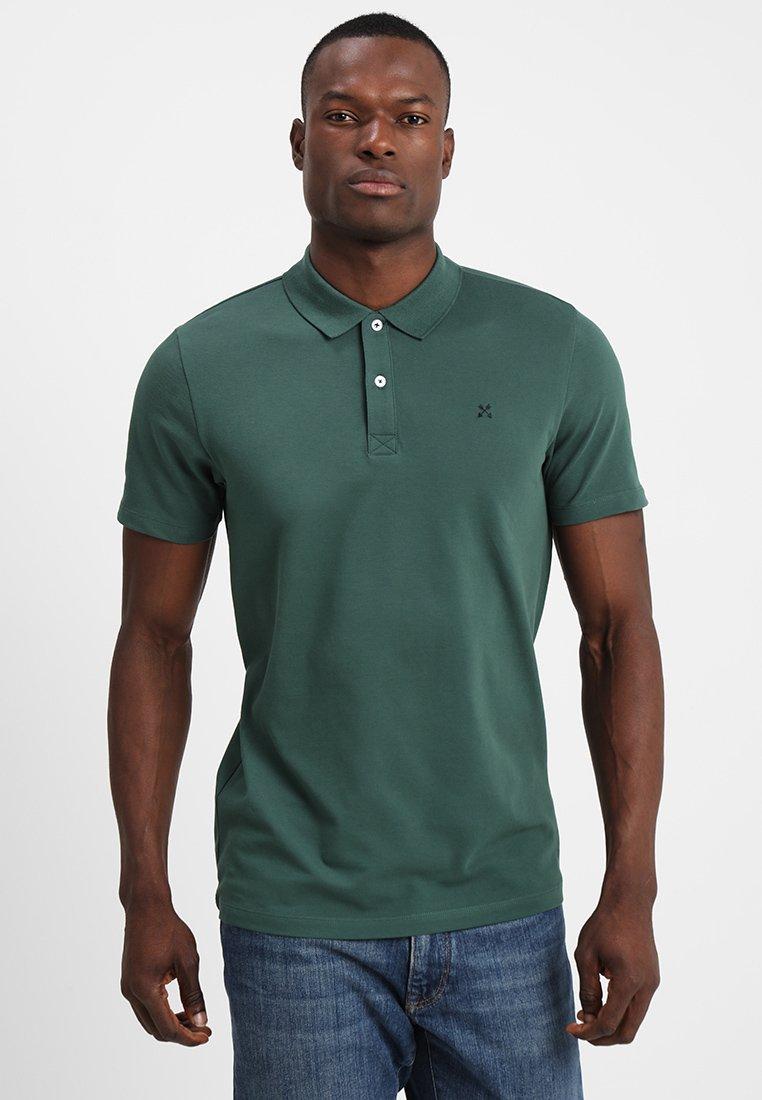 Selected Homme - SLHLUKE SLIM FIT - Polo shirt - trekking green
