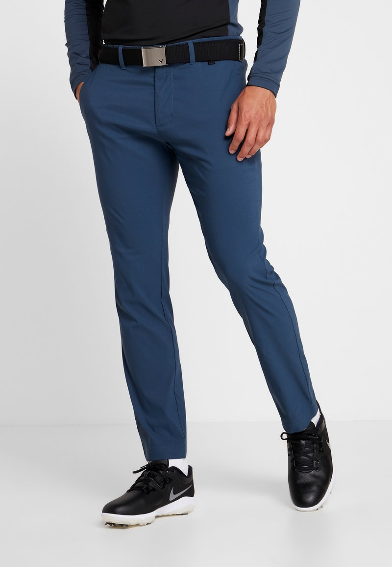 Peak Performance - NASH - Trousers - blue steel