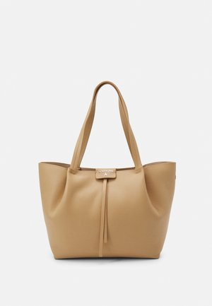 BORSA BAG SET - Handbag - pompei beige