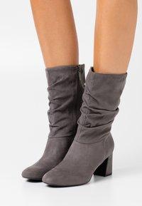 Tamaris - BOOTS - Boots - graphite - 0