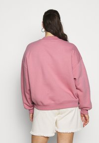 Dr.Denim Plus - MEMPHIS - Sweatshirt - rose blush - 2