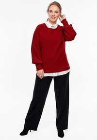 Triangle - Jumper - red - 1