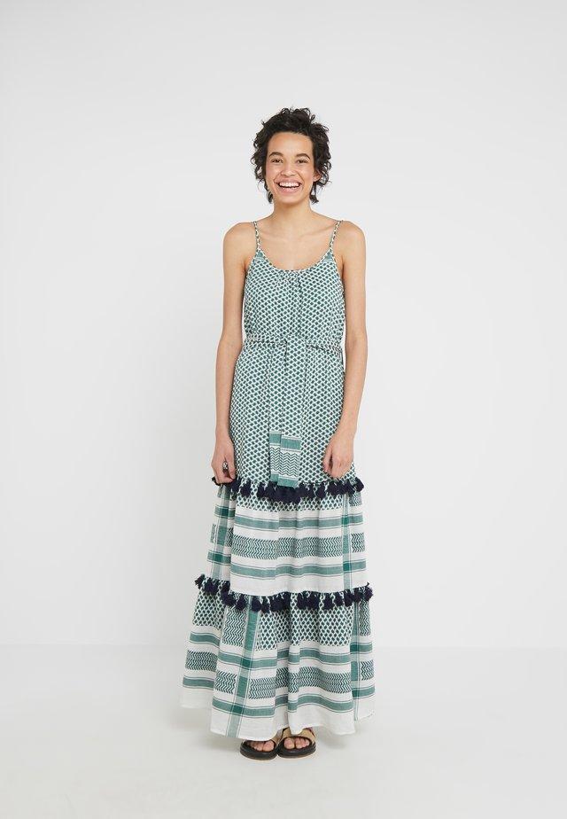 IRENE DRESS - Vestido largo - pepper