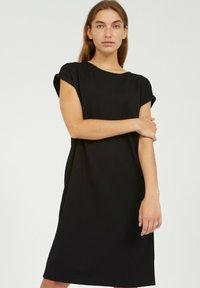 ARMEDANGELS - HAWAA - Jersey dress - black - 0
