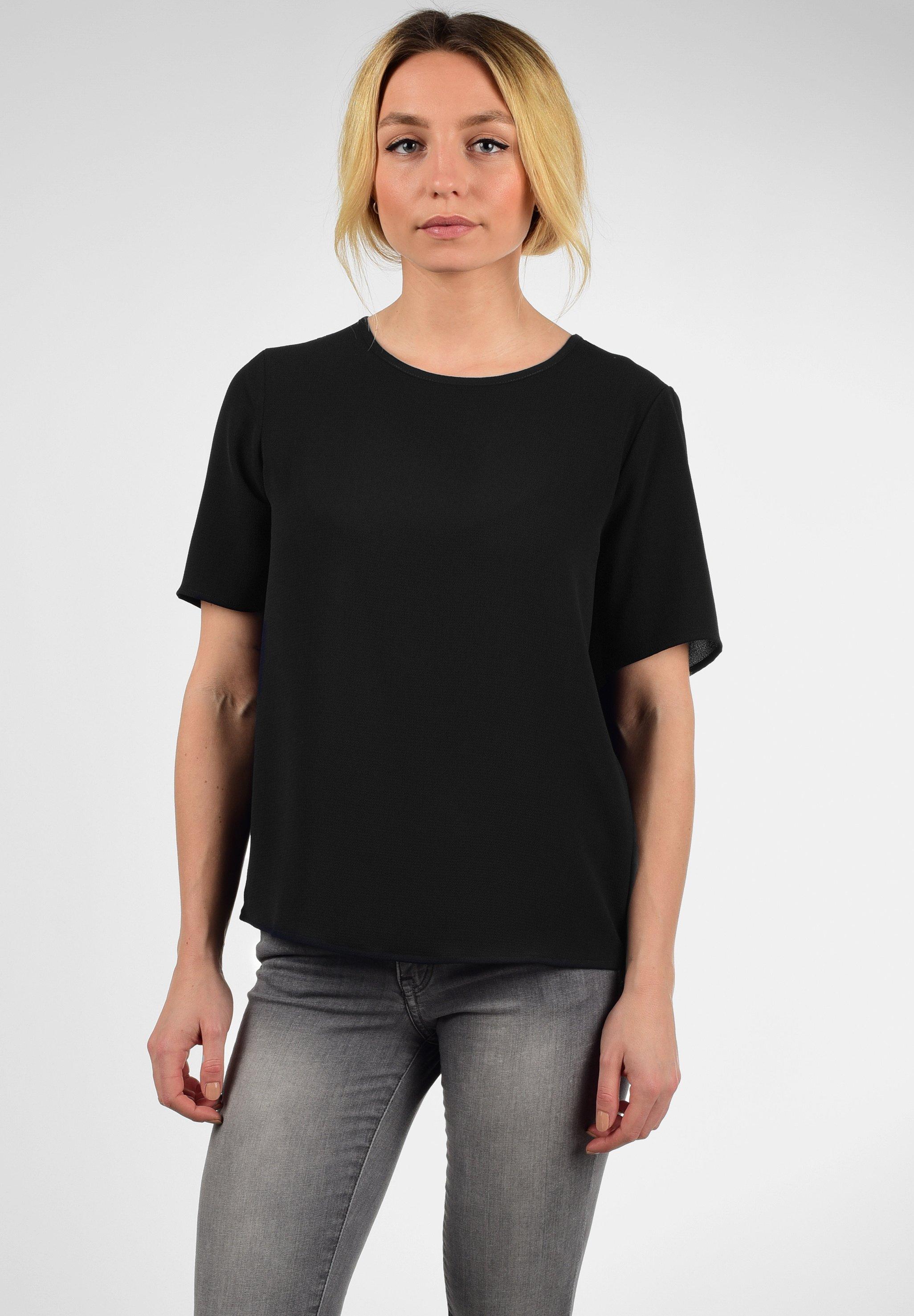 Damen BLUSE CRYSTAL - T-Shirt print