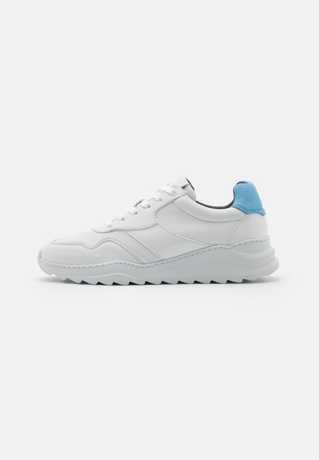 BIADEVONY VEGAN - Sneakers laag - light blue