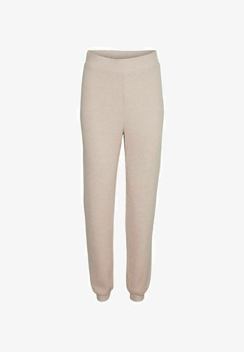 Pantalon classique - brown