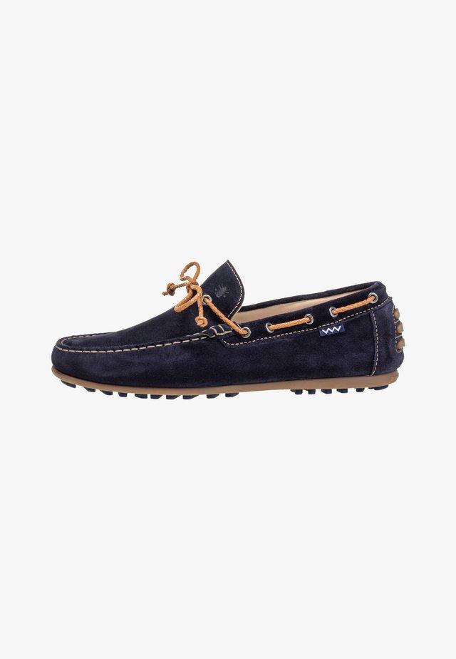 Bootschoenen - navy