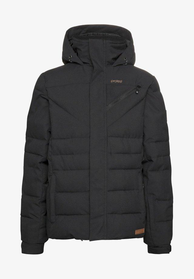 Snowboardjas - true black