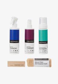 Liquiproof - SET - Produkty do pielęgnacji obuwia - kit010b - 1