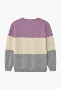 Blue Effect - GIRLS FARBENBLOCK - Sweatshirt - pastel lila - 1