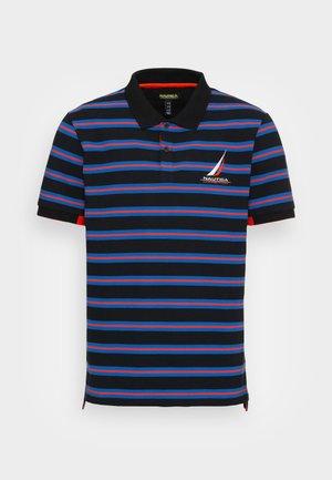 CAMERON - Poloshirt - black