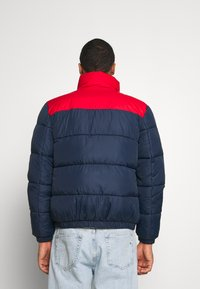 Tommy Jeans - CORP JACKET - Vinterjacka - twilight navy - 2