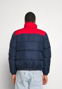 Tommy Jeans - CORP JACKET - Winter jacket - twilight navy - 2